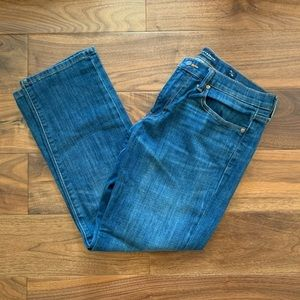Lucky brand jeans 221 straight fit size 33x30